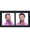 ANGELO prótesis capilar de hombre de cabello natural