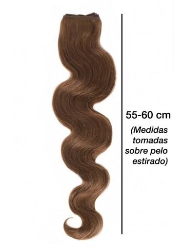 Extensiones ONDULADAS CORTINA 55-60cm 100gr
