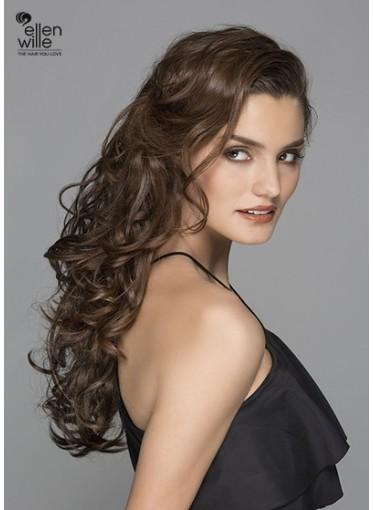 Coleta Postiza MOJITO de cabello sintético | Entrega en 24-48h