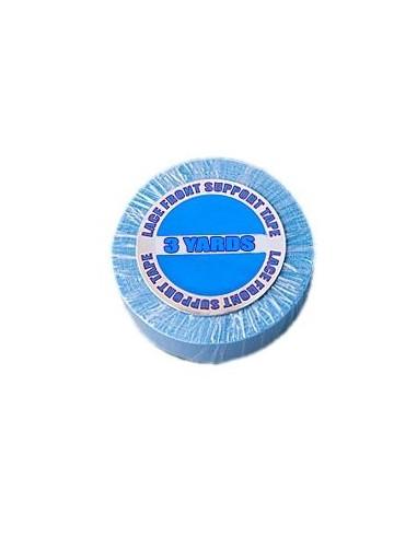 Adhesivo fuerte Rollo Azul para prótesis capilares (3m x 1,5cm)