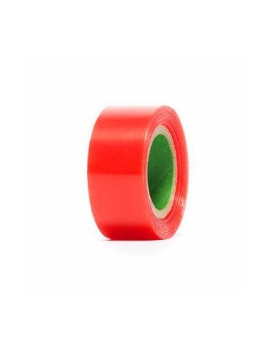 Adhesivo Diario Rollo Rojo para prótesis capilares (3m x 2,5cm)