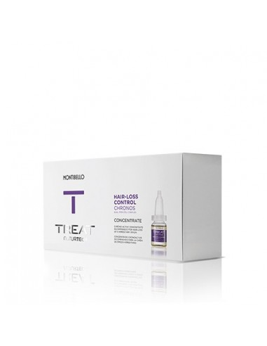 Ampollas tratantes anticaida CONCENTRATE - HAIR-LOSS