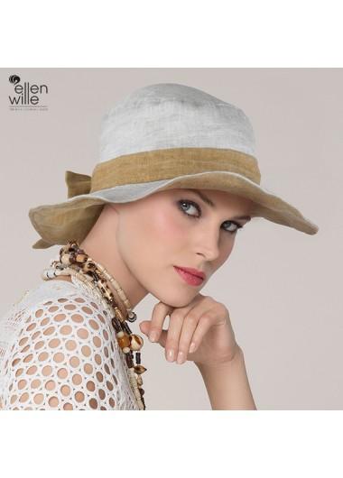 Pamela sombrero oncológico LINEN HAT