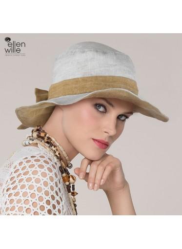 Pamela / sombrero LINEN HAT