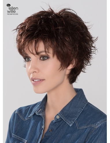 PUSH UP woman's wig