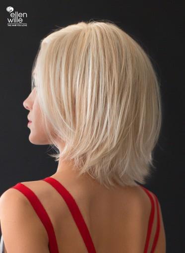 Peluca de Mujer United sintético de fibra alta gama