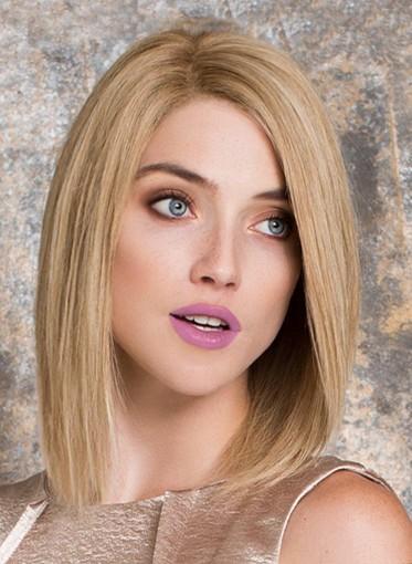 AGOTADA Peluca de mujer BLANCA cabello natural