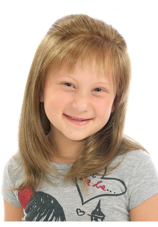 Peluca Infantil Hannah