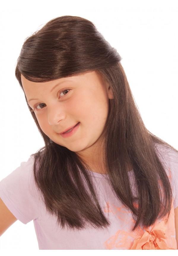 Peluca Indetectable Infantil Ashley