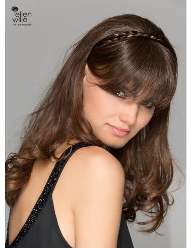 Diadema BRAID BAND con Trenza Postiza de cabello sintético | Entrega en 24-48h