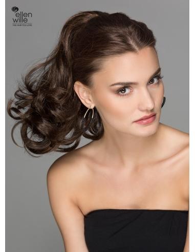 Coleta Postiza BRANDY de cabello sintético| Entrega en 24-48h