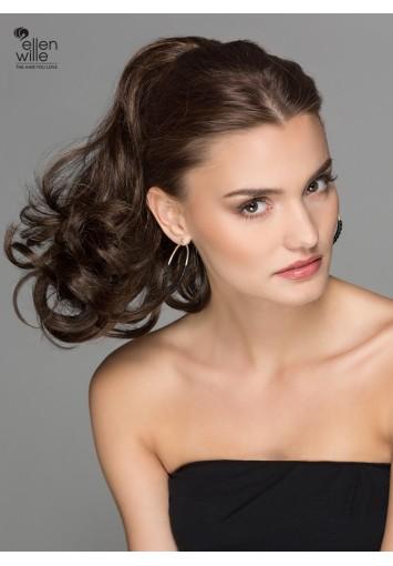 Coleta Postiza BRANDY de cabello sintético
