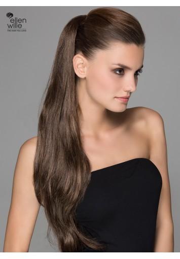 Coleta Postiza WODKA de cabello sintético| Entrega en 24-48h