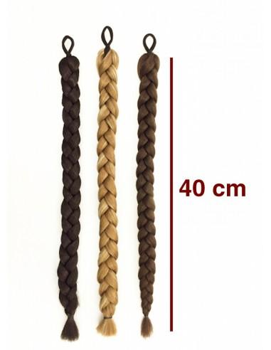 TRENZA POSTIZA 40cm