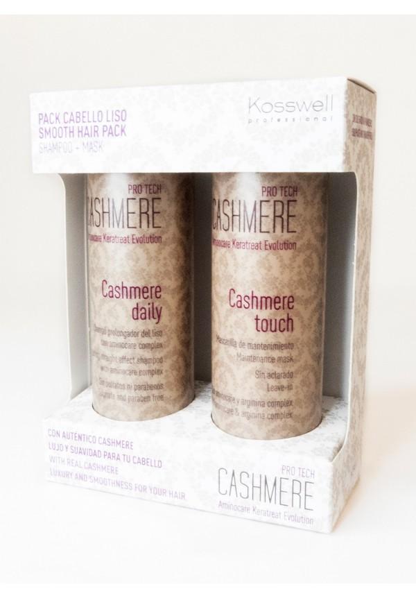 CASHMERE TOUCH - Kit Champú + Mascarilla