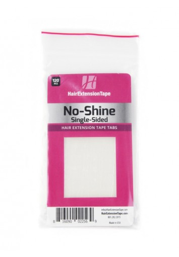 Tiras adhesivas de extensiones NO-SHINE Una cara | Entrega en 24-48h