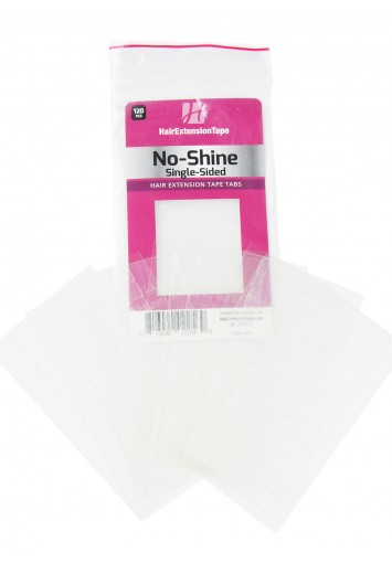 Tiras adhesivas de extensiones NO SHINE (Una cara)