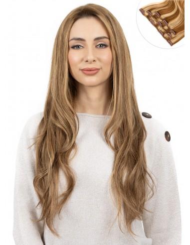 Extensiones CORTINA CLIPS FINE   100 g   cabello medio   Entrega en 24-48h