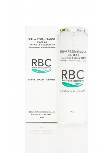 Serum REGENERADOR Capilar con Factor de Crecimiento 80 ml