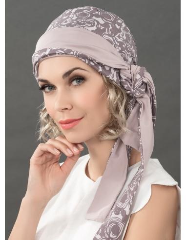 Turban avec des rubans AMA...