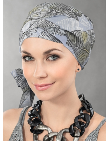 Turban with ribbons AMA...