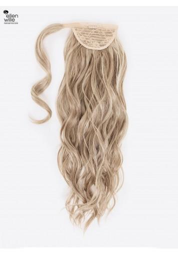Coleta Postiza HUGO con mechón | cabello sintético moldeable