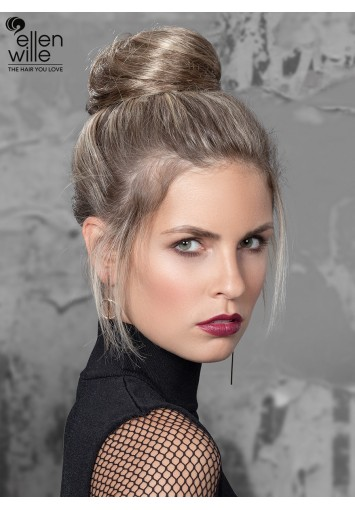 Moño Postizo PICCOLO | cabello sintético | Entrega en 24-48h