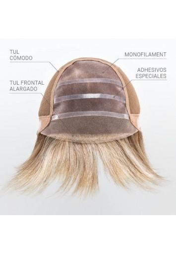Peluca Natural Premium de Mujer FLAVOUR