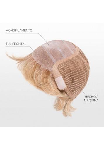 Peluca de mujer SOLE de cabello natural