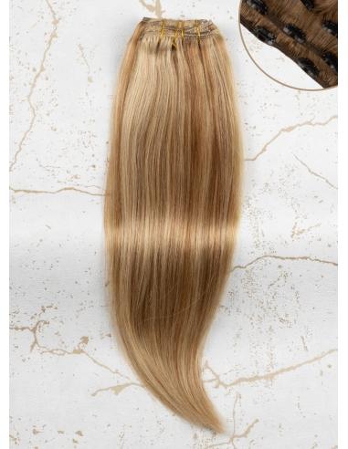 Extensiones CORTINA CLIPS EUROPEAN (50 y 100gr) - cabello grueso liso