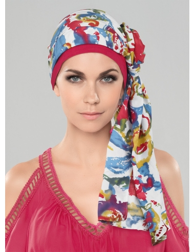 GARBO turban scarf |...