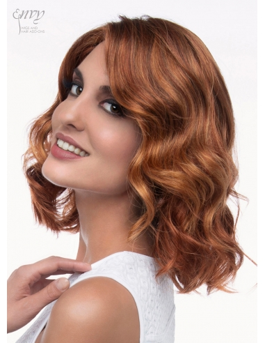 Synthetic wig brittaney