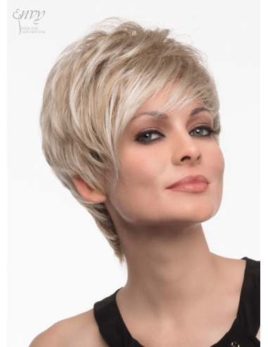 Standard size synthetic wig...