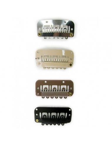 Medium retaining clip 2.8 cm