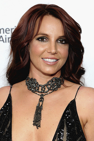 BS-2014-1 Britney Spears en 15 looks