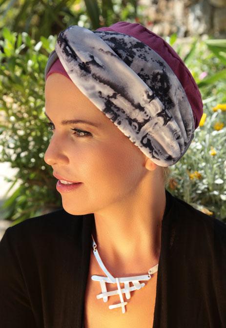la-maison-del-cabello-bandana-oncologia2 Consejos Accesorios y Cuidados
