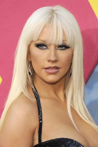 2008 Christina Aguilera en 15 looks