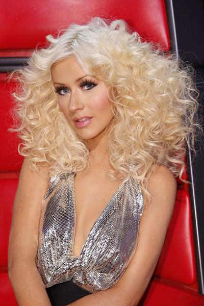 2013 Christina Aguilera en 15 looks