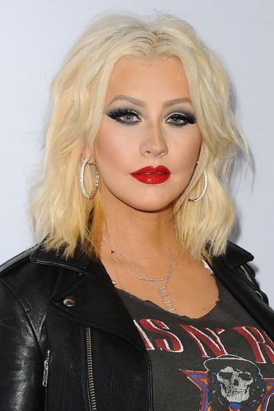 2015 Christina Aguilera en 15 looks