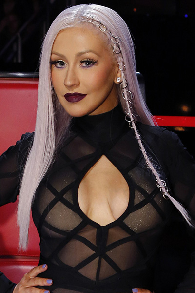 2016-2 Christina Aguilera en 15 looks