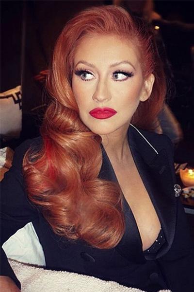 2016 Christina Aguilera en 15 looks