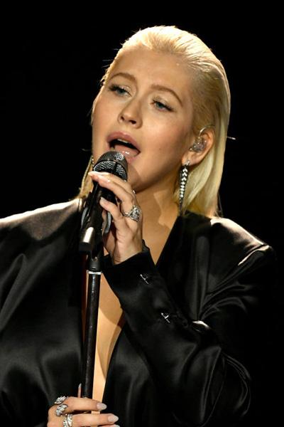 2017 Christina Aguilera en 15 looks