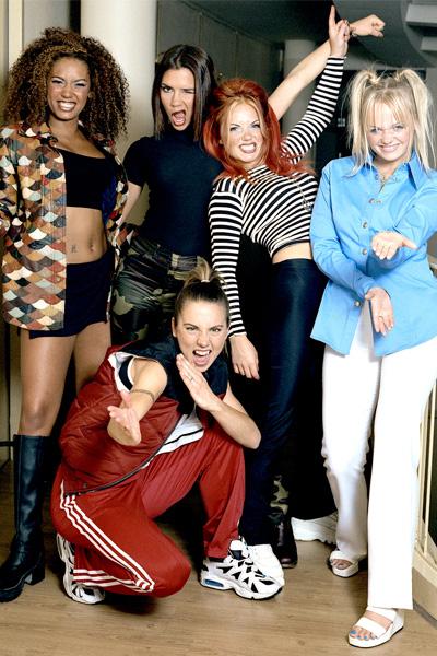 1996-0 Spice Girls: Antes y ahora