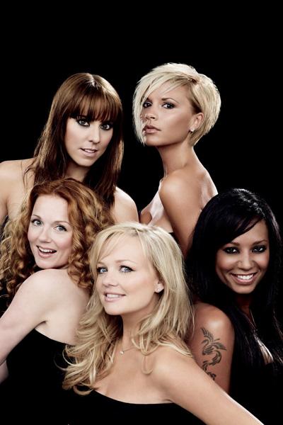 2007-0 Spice Girls: Antes y ahora