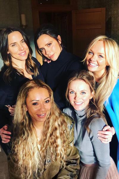 2017-0 Spice Girls: Antes y ahora