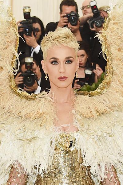 La-Maison-Del-Cabello-Met-Gala-2018-Katy-Perry MET Gala 2018