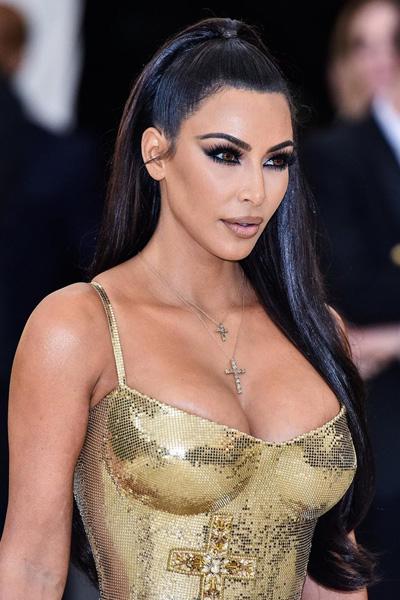 La-Maison-Del-Cabello-Met-Gala-2018-Kim-Kardashian MET Gala 2018