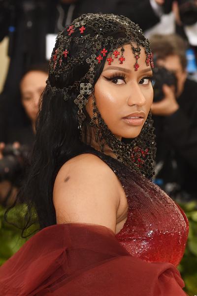 La-Maison-Del-Cabello-Met-Gala-2018-Nicki-Minaj MET Gala 2018