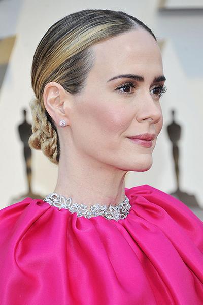 sarah-paulson OSCARS 2019: Todos los looks de las celebrities