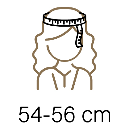 Estandar54-56 cm contorno